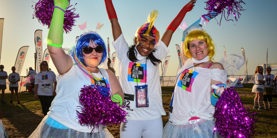 Johannesburg Colour Run